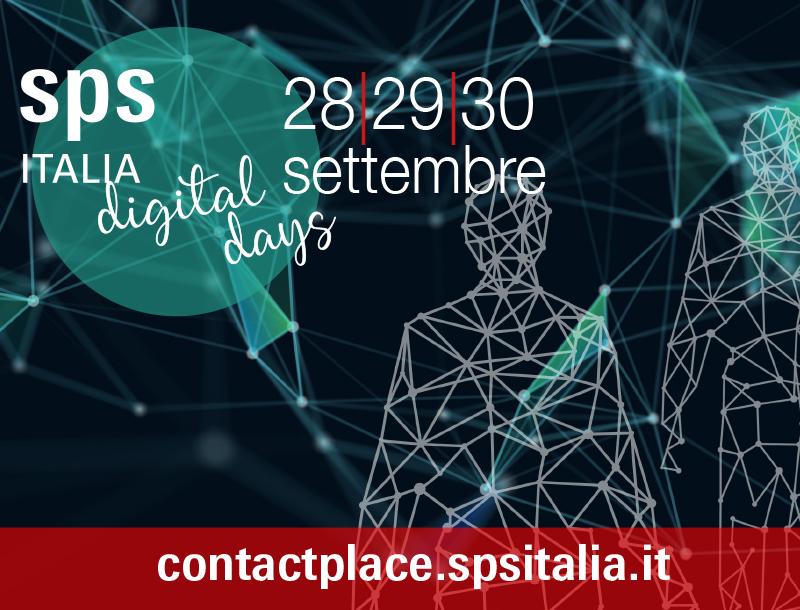 SPS Digital Days, l'evento per la Smart Production